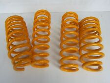 Superlow Lowered Front & Rear KING Springs suit Ford Mustang FM S550 V8 Coupe