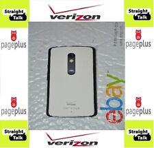 Motorola Droid MAXX 2 XT1565 Black & White 4G Verizon Page Plus STRAIGHT TALK