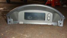 CORSA C 1.2 00/06 3 DOOR DASH DIGITAL DISPLAY INFORMATION 009164455