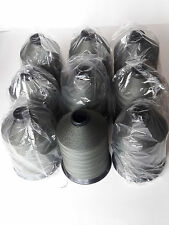 T112 FOLIAGE GREEN 504 NYLON THREAD BONDED ARMY MILITARY COLOR 9 Pcs .