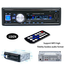 12V LED Bluetooth USB Car Truck MP3 Card Radio CD DVD FM Player Universal Part
