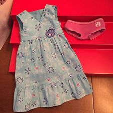 AMERICAN GIRL DOLL KANANI MEET DRESS and PANTIES