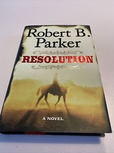 Resolution, Parker, Robert B., ISBN 039915504X