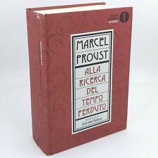 M. Proust ALLA RICERCA DEL TEMPO PERDUTO Trad. G. Raboni Oscar Moderni Baobab