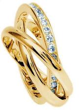 Wedding Simulated Round Fine Gemstone Rings