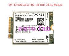 1pcs For EM7430 DW5816e GOBI6000 Triple Network 4G LTE Module XCK33