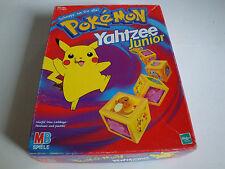 Pokémon - Yahtzee Junior