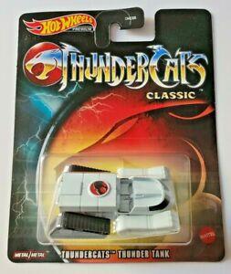 Hot Wheels Thundercats Thunder Tank - 2021 Retro Entertainment Thunder Cats