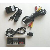NES Original NES Hookup Kit AC Adapter Power Cord AV Cable For Nintendo 4Z