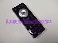 Sirius S50 Satellite Radio Tuner Remote Control Black