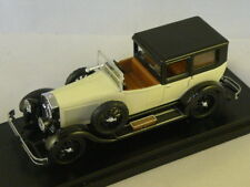 RIO 4275 -  Isota Fraschini 8A Limousine blanc / noir - 1924