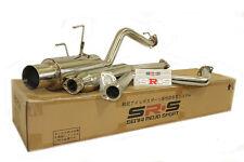 SRS CATBACK EXHAUST SYSTEM 92- 00 2dr / 4dr  COUPE SEDAN HONDA CIVIC EX SR*S