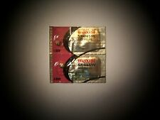 2 Maxell 337 SR416SW Silver Oxide Watch Batteries 1.55V