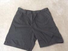 Covington Men's 4 Pocket Shorts Green Size 34