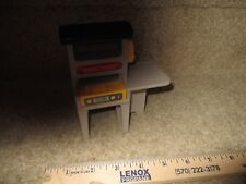 Toy Little Tikes Dollhouse Doll playhouse shed workbench tool garage bench work