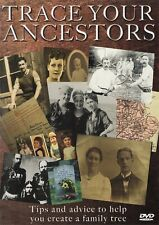 Trace Your Ancestors - NEW All Regions DVD