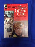 THAT DARN CAT 10171-602 Gold Key MOVIE 1965 HAYLEY MILLS Walt Disney VG p13