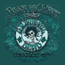 The Grateful Dead - Fillmore West, San Francisco, Ca 2/28/69 [New Vinyl LP] Over