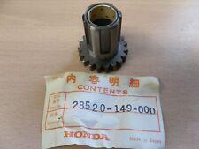 HONDA XR75 XL75 GEAR 19T Nos Part 23520-149-000 # 674