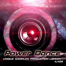 Power Dance large Unique Sound Production Library 4.4Gb