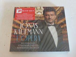 Jonas Kaufmann - L'Opéra - NEW  [2017]
