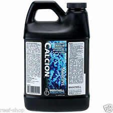 Liquid Calcium Brightwell Calcion 2 Liter Live Coral FREE USA SHIP