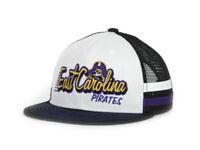 East Carolina University Pirates TOW Supra Stripe NCAA Snapback Cap Hat  OSFM