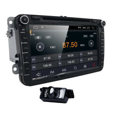 "8""Android 9.0 GPS Nav Stereo DVD Player DAB Radio DSP for Skoda Fabia Superb Mk2"