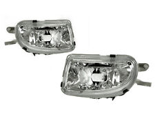 DEPO 00-02 Mercedes Benz W210 E Class Replacement Crystal Glass Fog Light Set