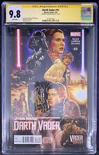 Darth Vader #15 CGC 9.8 3/16 3715577003 - Signature Series signed by Mark Brooks