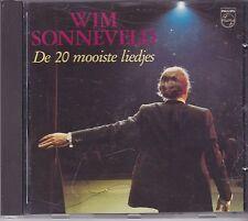 Wim Sonneveld-De 20 Mooiste Liedjes cd album