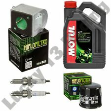 Service Kit Honda CB CBR 500 F X FA XA RA Oil Air filter Motul Oil spark plug