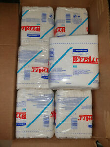 WYPALL Wipe Cloth X60 6034 WYPALL 31,7 x 30,5cm 1lagig White Cleaning Cloths