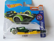 F1 Racer Hot Wheels Diecast 1:64 With VERY RARE FACTORY ERROR *AIR MAIL*