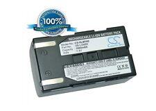 7.4 V Batteria per SAMSUNG VP-DC161WB, VP-DC563i, VP-D655, sc-dc565, VP-D964W, VP -