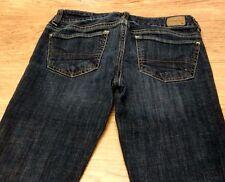 American Eagle AE women's jeans Straight Sz 2 R W-29.5 L-31 R-7 EUC