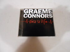 GRAEME CONNORS-THIS IS LIFE-11 TRACK CD-AUSTRALIA-2002