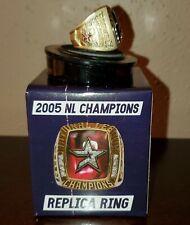 Houston Astros Jeff Bagwell NL Champions Replica Ring SGA 9/9/19