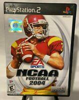 NCAA Football 2004 Sony PlayStation 2
