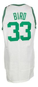 Larry Bird Game Used 1989 NBA Season Celtics Basketball Jersey Mears A10 LOA