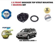 FOR KIA SEDONA 2.2DT 2.7i 2.9DT 2006--> FRONT SHOCK ABSORBER RUBBER TOP MOUNTING