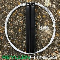 Fastest & Lightest RPM CrossFit Speed Jump Rope Boxing Training Workout Exercise