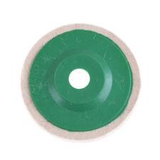 4'' Felt Wool Buffing Angle Grinder Wheel Felt Polishing Disc Pad EB