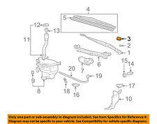 TOYOTA OEM Wiper Washer-Windshield-Wiper Arm Cap 8529213010