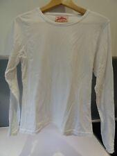 JOE BROWNS white top Size 14 Check measurements COMMENT