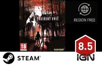 Resident Evil 4 HD [PC] Steam Download Key - FAST DELIVERY