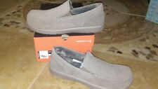NEW $85 Mens Merrell Laze Moc Shoes, sz 11