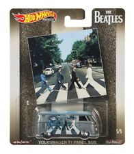Hot Wheels 2019 Pop Culture The Beatles Volkswagen T1 Panel Bus 1/64 Diecast Car
