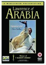 Lawrence Of Arabia Peter O'Toole, Alec Guinness, Anthony NEW & SEALED UK R2 DVD