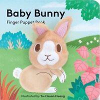 Baby Bunny: Finger Puppet Book (Little Finger Puppet Board Books) by Yu-Hsuan Hu